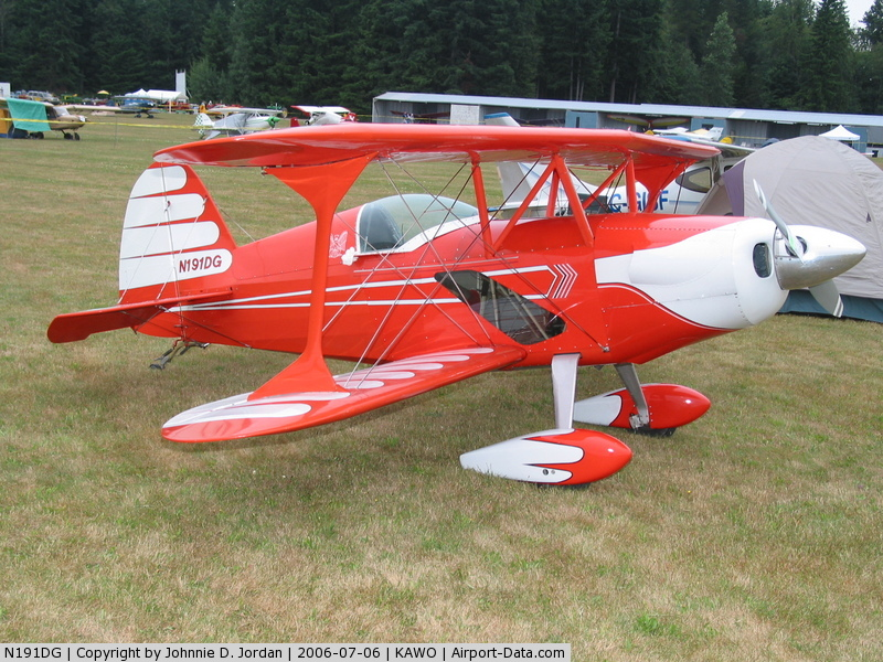 N191DG Super Starduster SA-101 One of only Two built.jpg